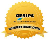 Gesipa Riveting Tools Factory accredited service centre