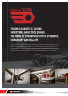 Download the Facom Brochure