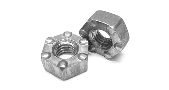 Gripco Countersunk Weld Nuts