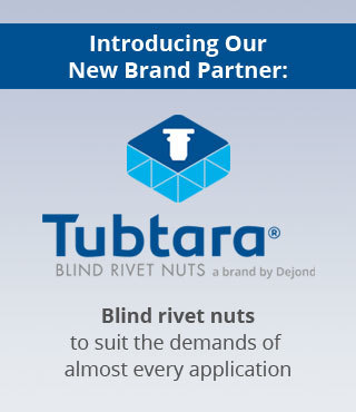 Tubtara Blind Rivet Nuts