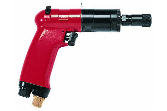 1400 rpm, 5Nm Pistol Grip Direct Drive Screwdriver - RP2754