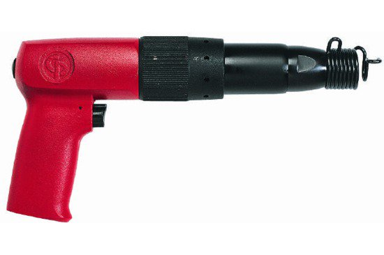 Air hammer, vibration damped, 90mm stroke RP9537
