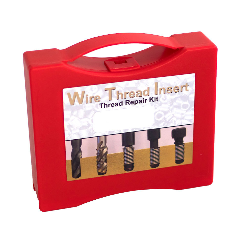 7/8-9 Unified Coarse Helicoil Thread Repair Kit