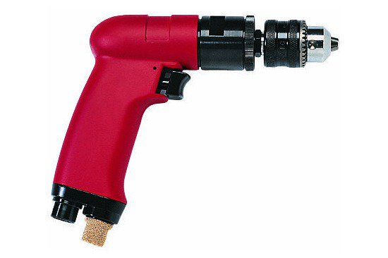 Ergonomic grip, 2900rpm, 10mm key chuck RP1264