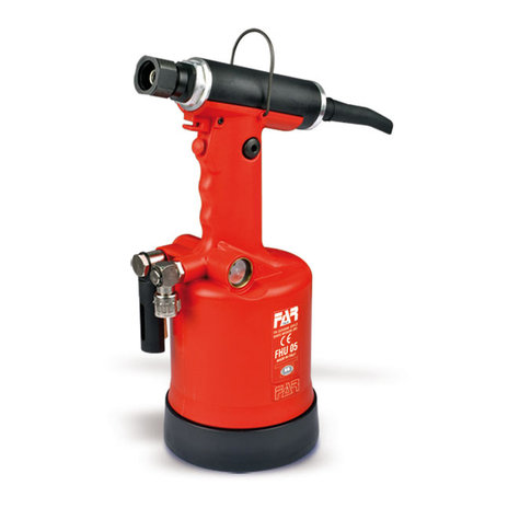 FAR FHU05 Lock Bolter Rivet Power Tool