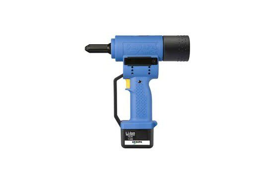 Battery Powered Riveting Tool - Li-Ion ACCUBIRD BULB-TITE