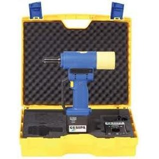 POWERBIRD GOLD - Battery Powered Riveting Tool - Li-Ion