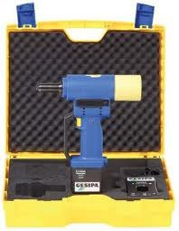POWERBIRD GOLD Battery Powered Riveting Tool - Li-Ion