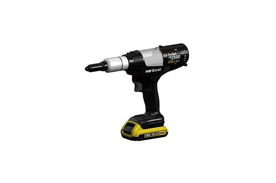 Battery Powered Riveting Tool - Li-Ion POP PB2500