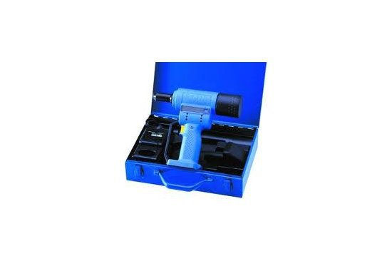 Battery Powered Riveting Tool - Li-Ion ACCUBIRD - 2 x 2.6Ah Batteries