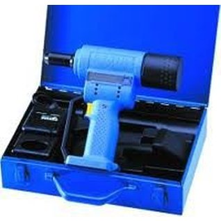 ACCUBIRD2-2.6 - Battery Powered Riveting Tool - Li-Ion - c/w 2 X 2.6Ah Batteries