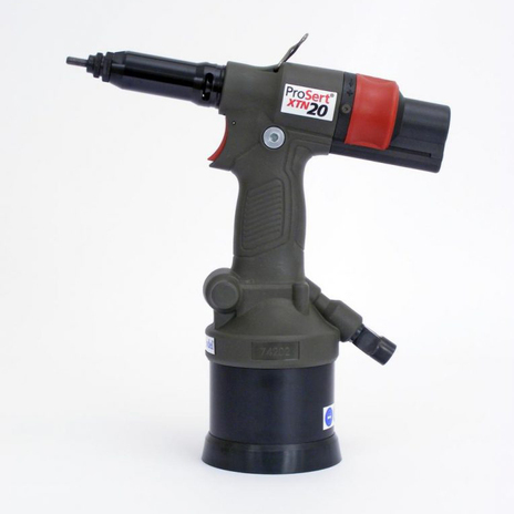 ProSert XTN20 Pull-to-Force or Pull-to-Stroke Rivet Nut Setting Tool